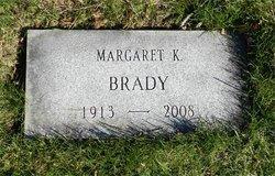 Margaret Irene <i>Kehoe</i> Brady