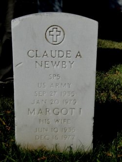Claude Arnold Newby