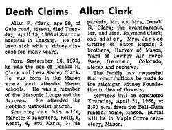 Allan F. Clark