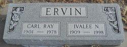 Ivalee N <i>Strayer</i> Ervin