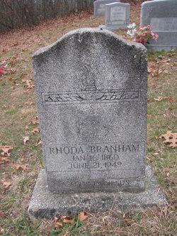 Rhoda Jane <i>Mullins</i> Branham