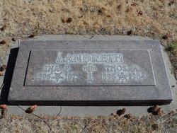 Ina Frances <i>Barnard</i> Landreth