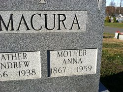 Anna <i>Patrick</i> MACURA