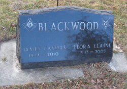 Leora E <i>Harris</i> Blackwood