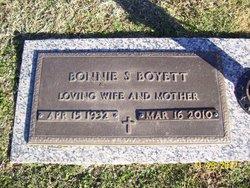 Bonnie Sue <i>Tidwell</i> Boyett