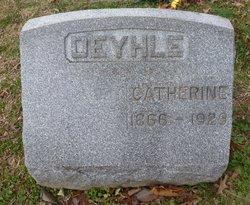Catherine <i>Streckebein</i> Deyhle