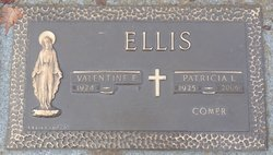 Patricia Irene <i>Comer</i> Ellis