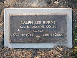 Ralph Lee Burns