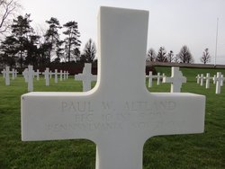PFC Paul W Altland