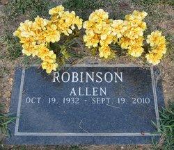Allen K Robinson