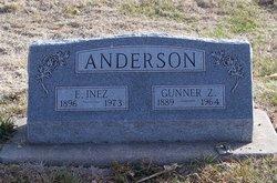 Gunner Zachariah Anderson