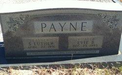 Evie Beatrice <i>Tucker</i> Payne