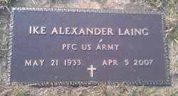 Alexander Ike Laing