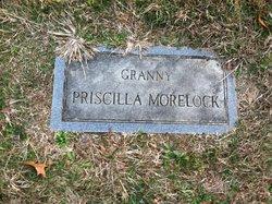 Priscilla Isabella Granny <i>Morelock</i> Morelock