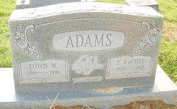 Emma Rachel <i>Collier</i> Adams