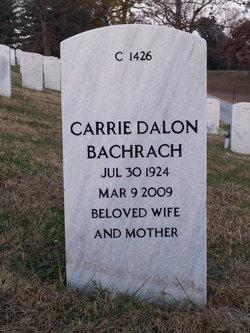 Carrie Dalon Bachrach