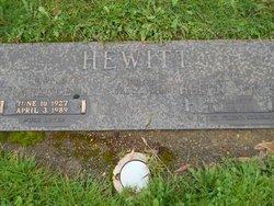 Clarence Mervin Hewitt, Jr