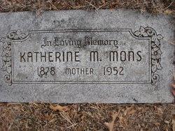 Katherine M. Mons