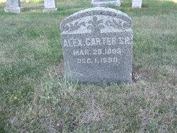 Alexander Carter, Sr