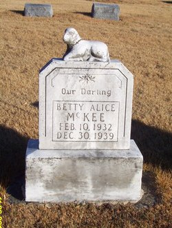 Betty Alice McKee