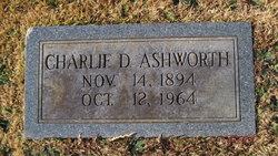 Charles Delis Ashworth
