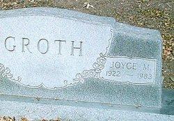 Joyce Mary <i>Smith</i> Groth