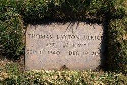 Thomas Layton Ulrich