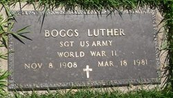 Luther Boggs