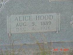 Alice <i>Hood</i> Askins