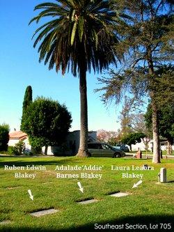 Adalade Lorane Addie <i>Barnes</i> Blakey