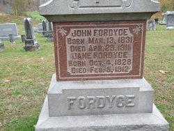 John Fordyce