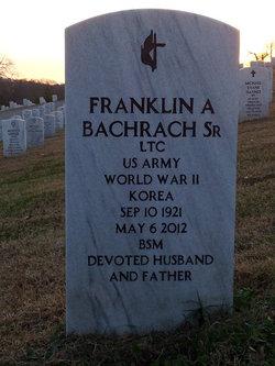 Franklin Allen Bachrach