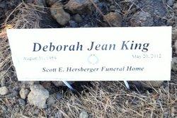 Deborah Jean <i>Wix</i> King