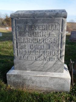 William Franklin Everman