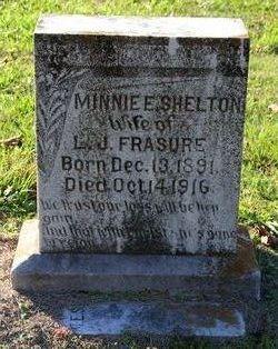 Minnie <i>Shelton</i> Frosure