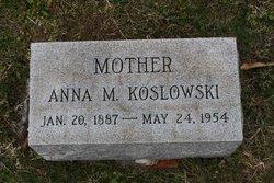 Anna Maria <i>Sieglein</i> Koslowski