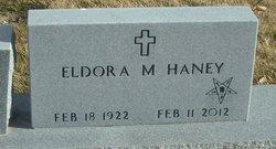 Eldora <i>Madsen</i> Haney