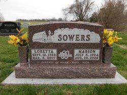 Loretta <i>Parkin</i> Sowers