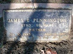 James E Pennington