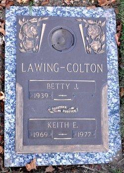 Keith Colton
