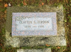 Clayton Griffith Ferdon