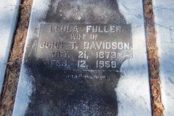 Leola <i>Fuller</i> Davidson