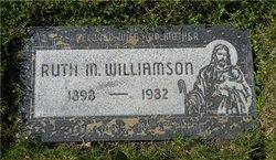 Ruth Marie <i>Fountain</i> Williamson