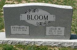 Franklin Forest Porky Bloom