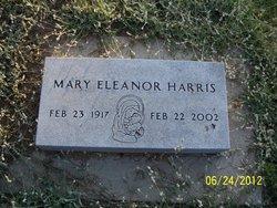 Mary Eleanor Harris