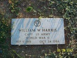 William W Harris
