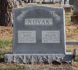 Mary M <i>Knutsen</i> Novak
