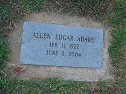 Allen Edgar Adams