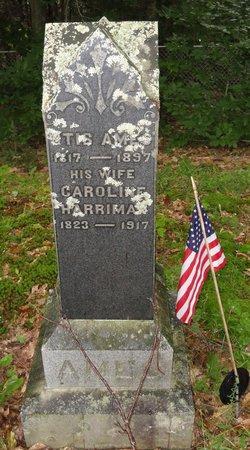 Caroline <i>Harriman</i> Ames