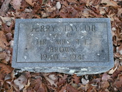 Jerry Taylor Brown